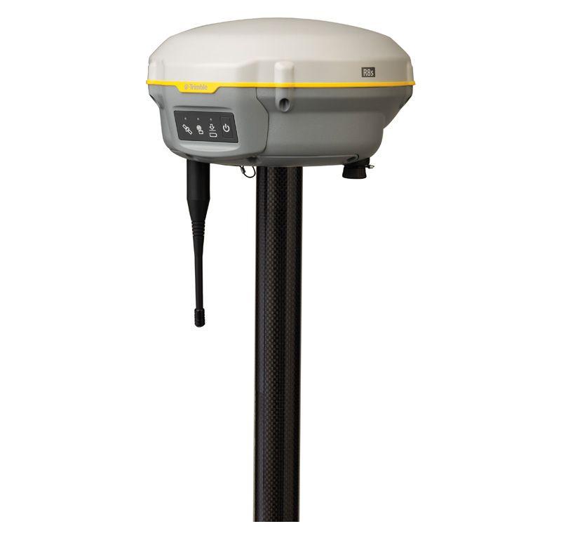 Quattro sistemi TRIMBLE GNSS